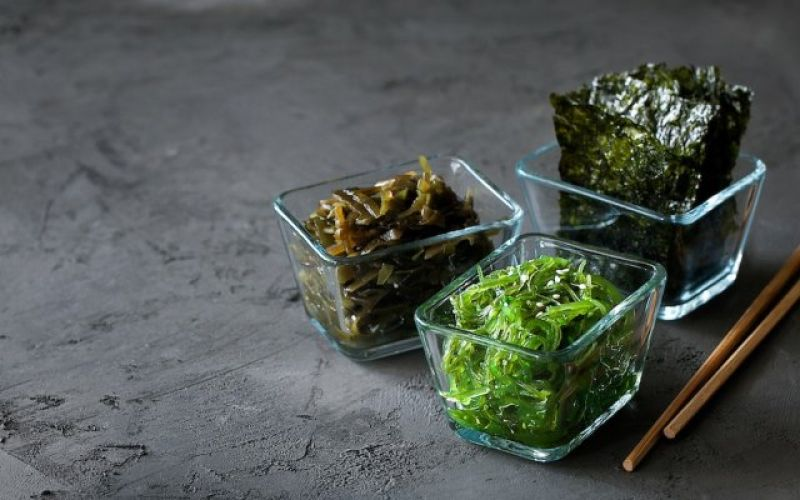 Seaweed: The secret of the seas in your dish!