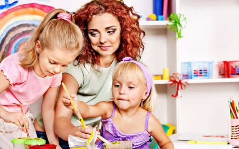 Is child psychology at the center?