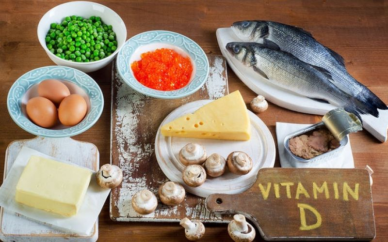 Boost your diet with vitamin D!