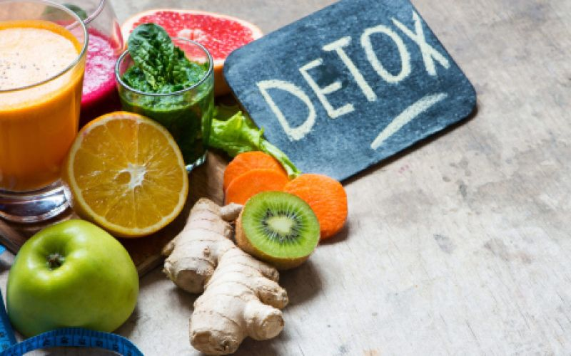 Detoxification, Nausea Therapy, Fruit Eating & Alkalization for protection from COVID-19