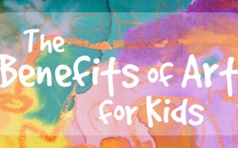 8 Reasons Why Art Benefits Kids - Creative Homework Suggestions
