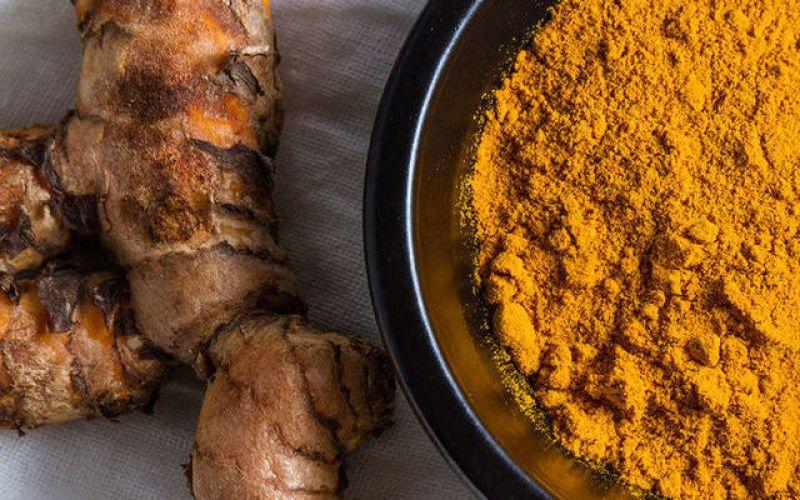 Turmeric, the 'golden' spice