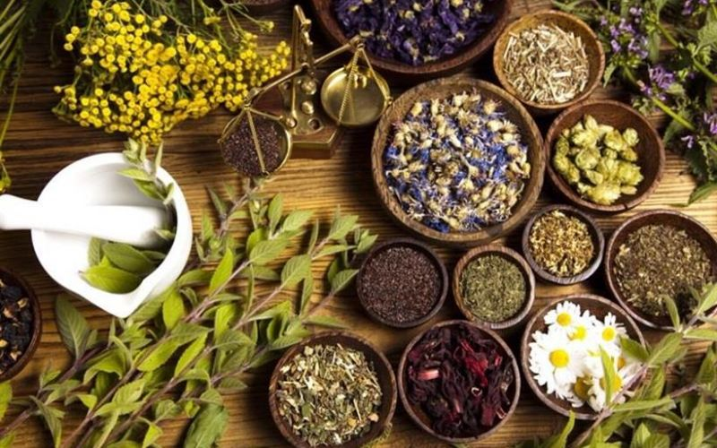 6+1 herbs for slimming - How to consume them