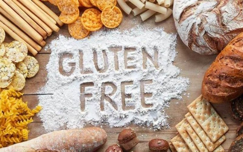 Are you allergic to gluten?