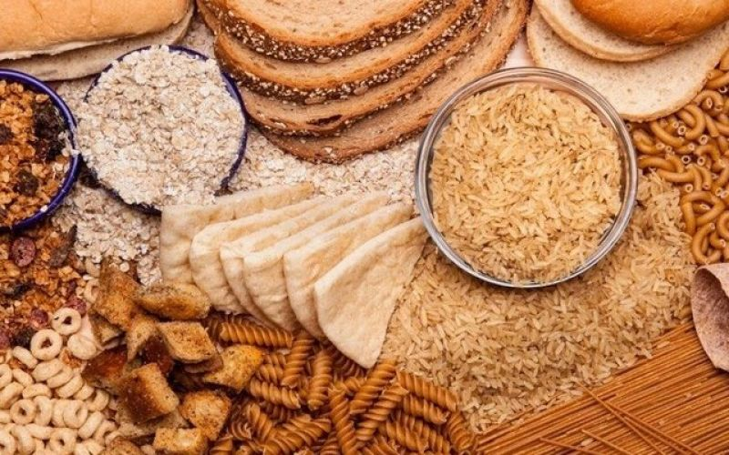 Why should we prefer whole grain products?