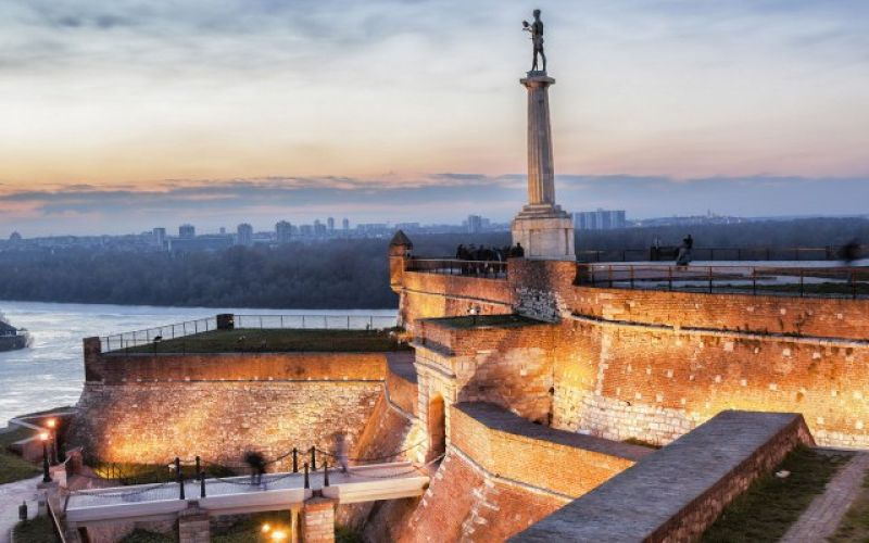 Beograd: The White City at the crossroads of the Sava and Danube