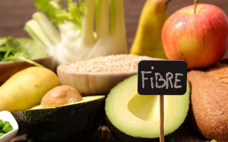 What are the edible fibers?