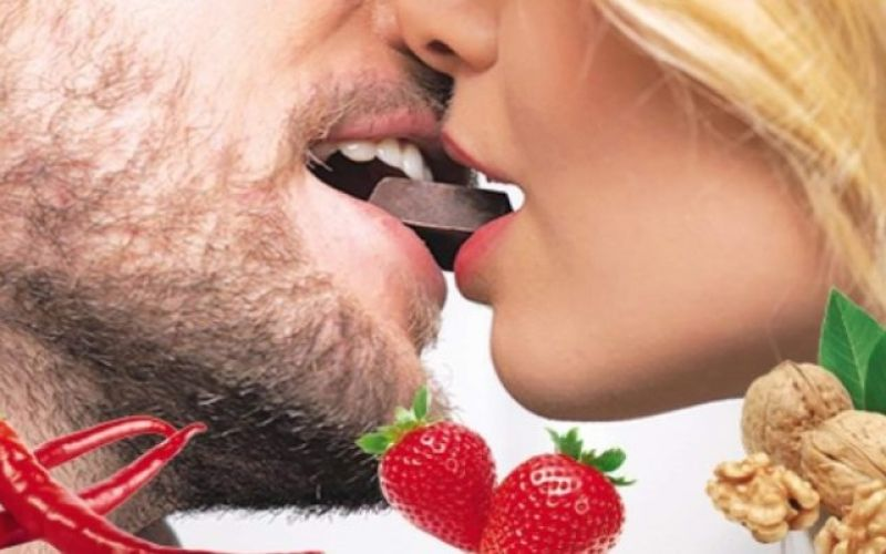 10 plus 1 foods for better sex
