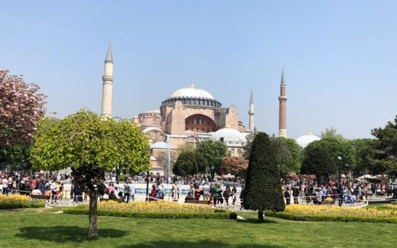 The heart of Constantinople at a glance!