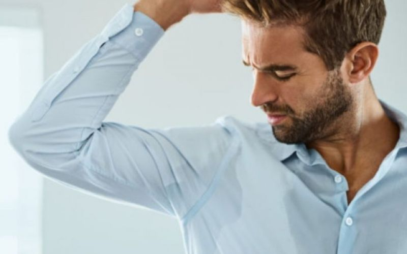 What can I do with excessive sweating?