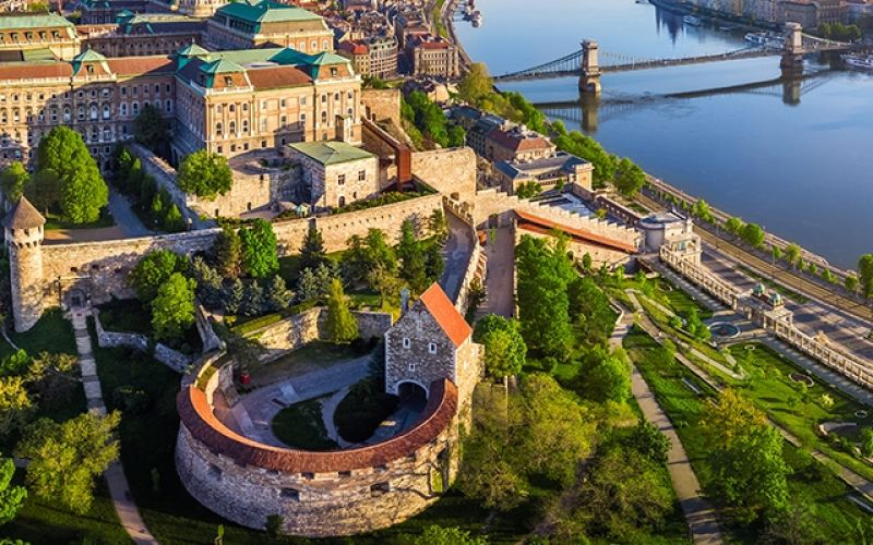 """Budapest: A """"Queen"""" on Danube"""