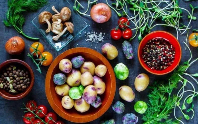Raw Vegan Diet: A new trend or a primitive diet?