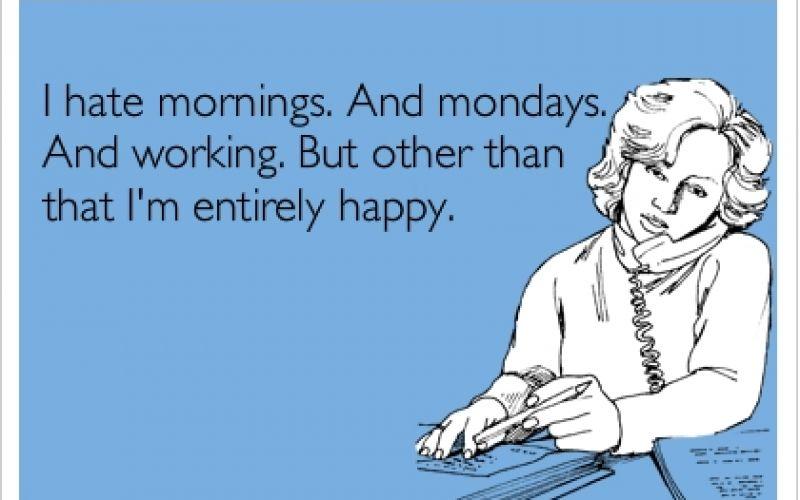 5 tips for 'blue Mondays'