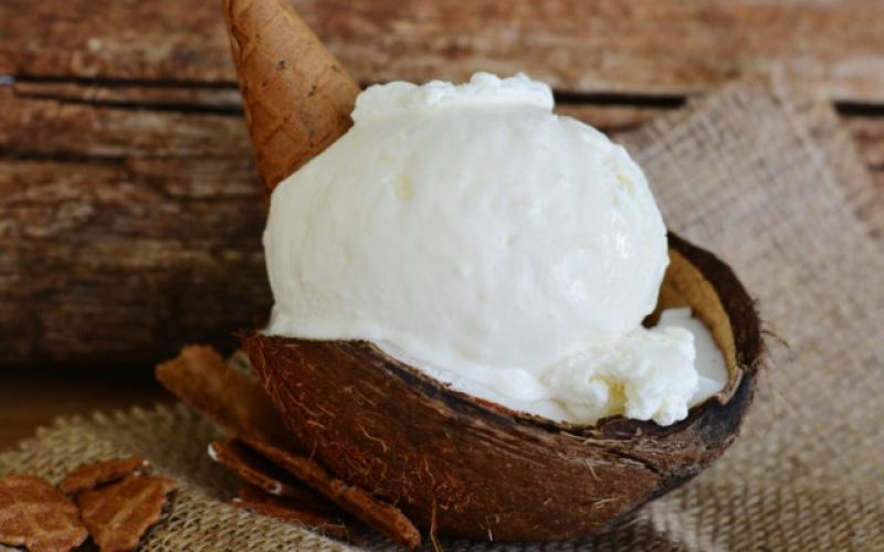 Recipe for a Vegan Coconut Ice Cream